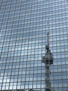 Alexanderplatz. Fersehturm