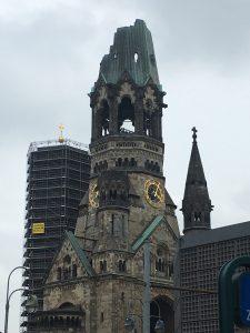 Iglesia Memorial Kaiser Guillermo