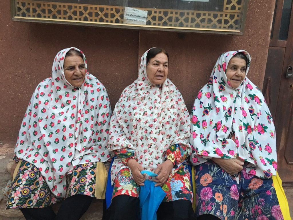 iran-mujeres-abyaneh