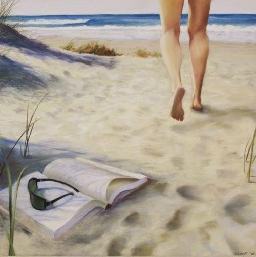 leyendo-en-la-playa