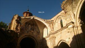 monasterio de piedra en autocaravana