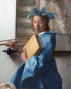 clio-musa-de-la-historia-por-johannes-vermeer