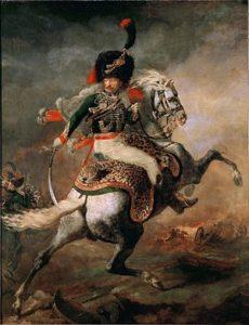 oficial-de-cazadorss-de-la-guardia-imperial-a-caballo-thedore-gericault-museo-del-louvre-circa-1812