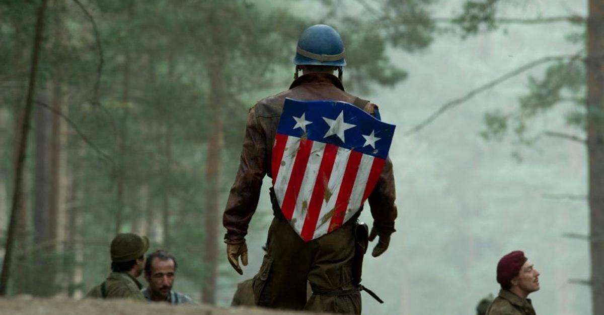 Capitán América: El primer vengador', Marvel también flojea
