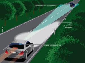 DISTRONIC PLUS, Bremsassistent PLUS und Nachtsicht-Assistent
