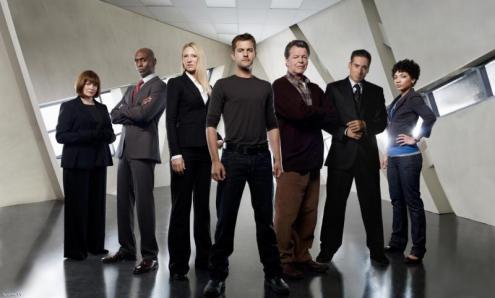 Fringe (al límite) : Los universos alternativos televisivos | Series ...