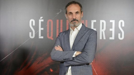 TELETODO TELEVISION entrevista con Francesc Garrido por la serie Se quien eres