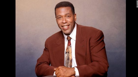 "Image #: 1788354 Meshach Taylor stars as Anthony Bouvier, in the CBS television series ""Designing Women."" CBS /Landov"