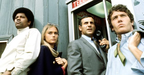 THE MOD SQUAD, Clarence Williams III, Peggy Lipton, Tige Andrews, Michael Cole, 1968-1973