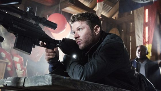 "SHOOTER -- ""Point of Impact"" Episode 101 -- Pictured: Ryan Phillippe as Bob Lee Swagger -- (Photo by: Dean Buscher/USA Network)"