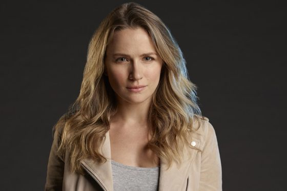 SHOOTER -- Season:1 -- Pictured: Shantel Vansanten as Julie Swagger -- (Photo by: Joseph Viles/USA Network)
