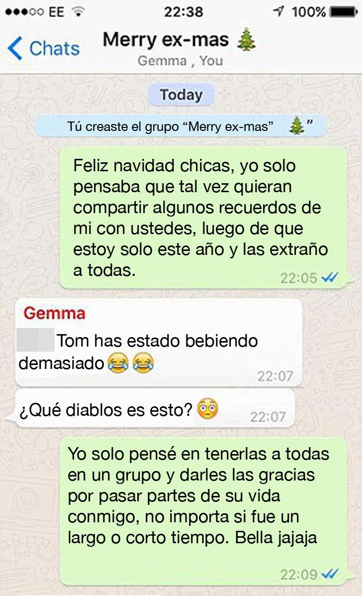 Explicaciones En El Whatsapp El Trampolin De Tu Vida